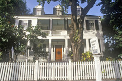 Audubon House and Gardens, Key West, Florida Stock Images