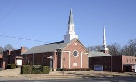 Audubon-Park Baptist Church, Memphis, TN Lizenzfreies Stockfoto