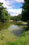 Audubon-Park in New Orleans lizenzfreie stockfotos