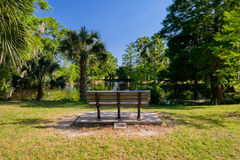 Audubon Park Stock Photo