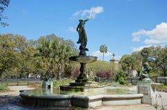 Audubon parkerar i New Orleans royaltyfria bilder