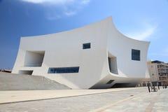 Audytorium i kongresu pałac w Aguilas Obraz Royalty Free