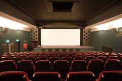 audytorium kina pusty mały fotografia royalty free