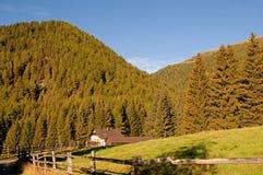 Auener Sattel 1 Stock Image