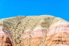 Auf Berg großes Bogdo Lizenzfreies Stockbild