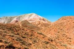 Auf Berg großes Bogdo Lizenzfreie Stockfotos