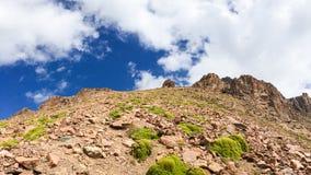 Auf dem Berg Lizenzfreie Stockbilder