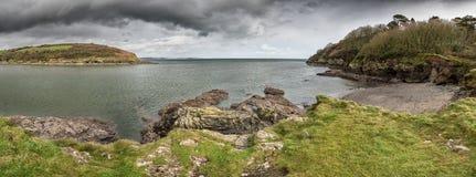 Auf dem Küstenweg Cornwall England Großbritannien Lizenzfreie Stockfotografie