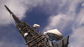 Auf dem Kontrollturm in Berlin Lizenzfreie Stockfotografie