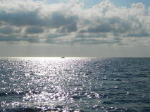 Auf dem Meer 2 Lizenzfreie Stockfotografie