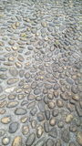 Auf dem schönen Felsen des Bodens Stockfoto