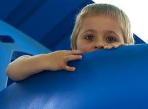 Auf dem Spielplatz Lizenzfreie Stockbilder