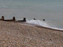 Auf dem Strand Stockfotografie