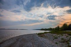 Auf dem Ufer Lizenzfreie Stockfotografie