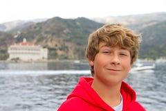 Auf dem Wasser Catalina Lizenzfreie Stockfotografie