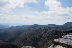 Auf den Berg Stockbilder