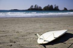 Auf den Strand gesetzt Lizenzfreies Stockbild