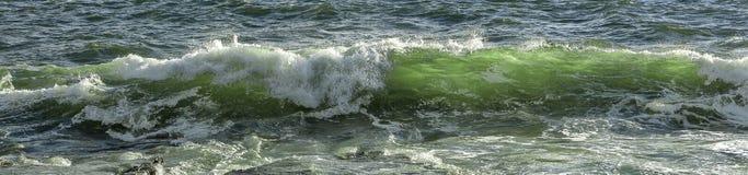 Auf den Strand gesetzte Welle stockbilder