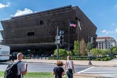 AUF DEN STRASSEN DES WASHINGTON DC lizenzfreie stockfotografie