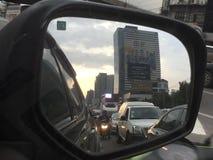 Auf der Straße lizenzfreies stockfoto