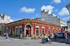 Auf der Straße in Salta-Stadt. Argentinien Lizenzfreies Stockbild