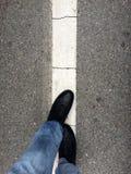 Auf der Straße Stockfotografie