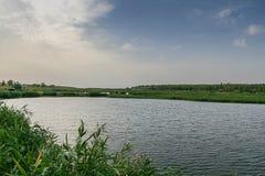 Auf der Ufergegend genannt Haluky Stockfotos