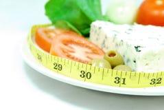 Auf Diät lizenzfreie stockfotos