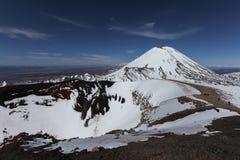 Auf die Oberseite von Kilimanjaro, Kenia Lizenzfreie Stockfotos