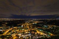 Auf die Oberseite von San Marino… Lizenzfreie Stockbilder