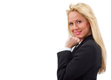 Frauen im Geschäft Stockbild