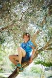 Auf einem Baum 2 Lizenzfreie Stockfotos