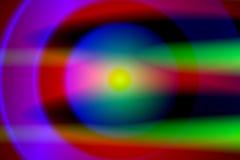 Auf lagerbild der abstrakten Leuchte Lizenzfreies Stockfoto