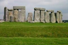 Auf lagerfoto von Stonehenge Stockbilder