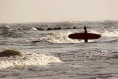 Auf lagerfoto von Tybee Insel Georgia Lizenzfreies Stockbild