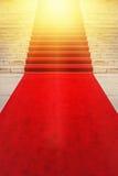 Auf rotem Teppich Vip und Promi-Konzept Lizenzfreie Stockfotos
