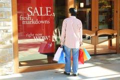 Auf Verkauf Stockfotografie