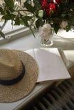 Auf Wiedersehen - Guestbook - Willkommen Stockbild