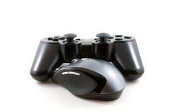 Auf Zeile Videospiele Lizenzfreies Stockfoto