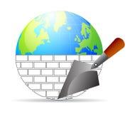 Aufbau Lizenzfreies Stockfoto