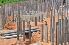 Aufbau-Anhäufung-Serie 6 Stockfotos