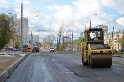 Aufbau der Straßenverzweigung #9 Stockfoto