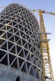 Aufbau des Gebäudes Lizenzfreie Stockfotografie