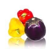 Aufbau des Gemüses Lizenzfreies Stockfoto
