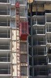Aufbau-Höhenruder lizenzfreies stockbild