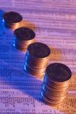 Aufbau Ihres Geldtermingeschäftes Lizenzfreie Stockbilder