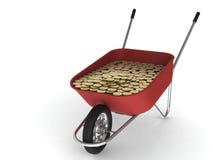 Aufbau-Investition Lizenzfreies Stockfoto