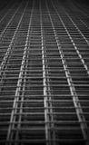 Aufbau-Rasterfeld-Auszug Stockfotos