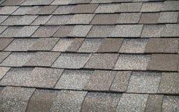 Aufbau-Schindel-Dach Lizenzfreies Stockbild
