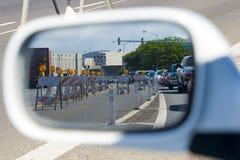 Aufbau-Verkehr Lizenzfreie Stockbilder